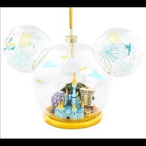 4 Park Mickey Ornament